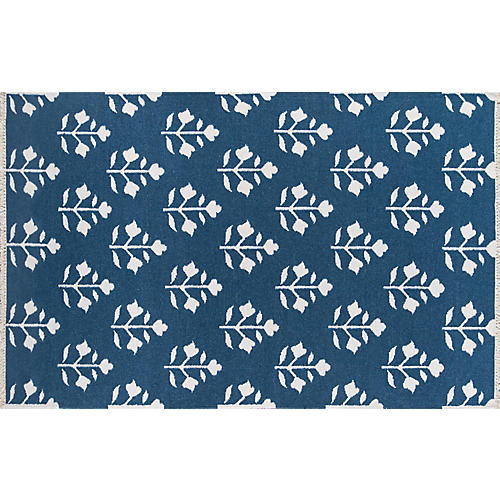 Thompson Grove Rug, Navy
