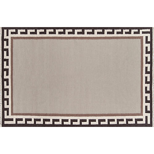 Thompson Hinkley Rug, Brown