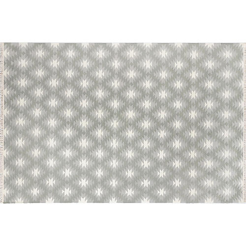 Thompson Newbury Rug, Gray