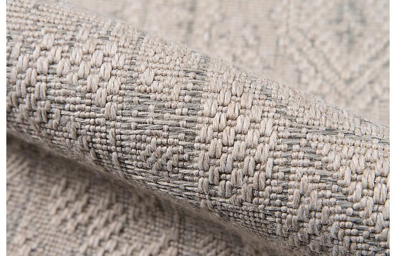 Boothbay Outdoor Rug Gray Outdoor Rugs Rugs One