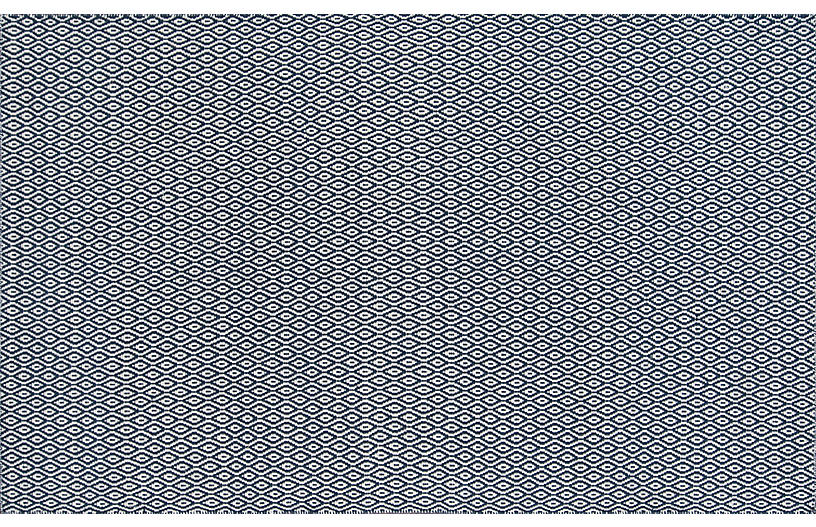 Newton Davis Outdoor Rug, Navy