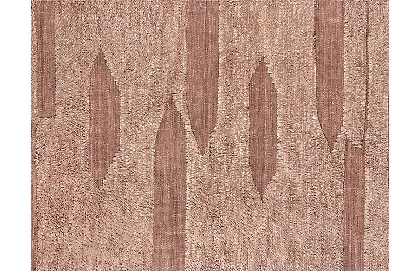 Rafalla Tumeni Handwoven Rug, Brown