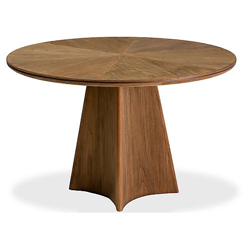 Avalon Dining Table, Teak