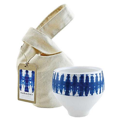 Shibori Candle, Harmony