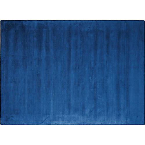 Lunar Rug, Klein Blue