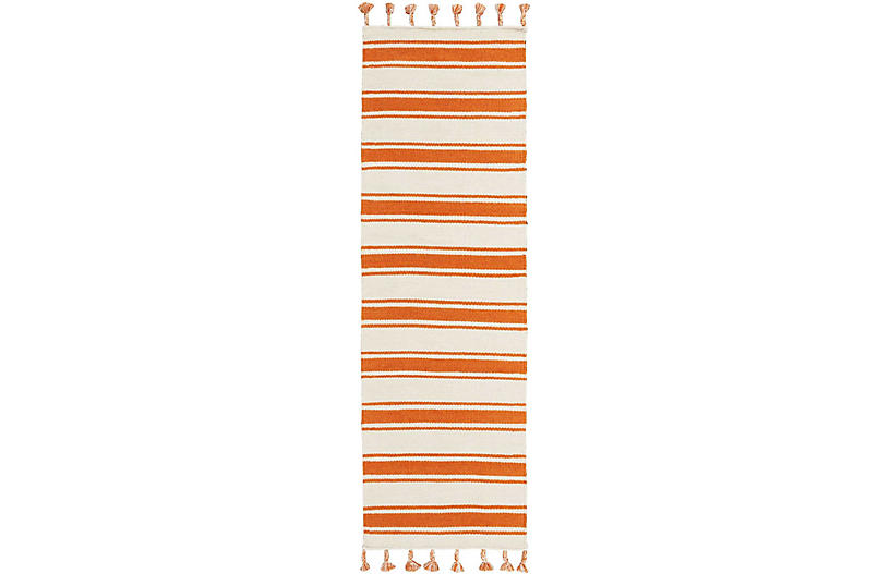Serrano Rug Ivory Orange Contemporary Rugs By Style