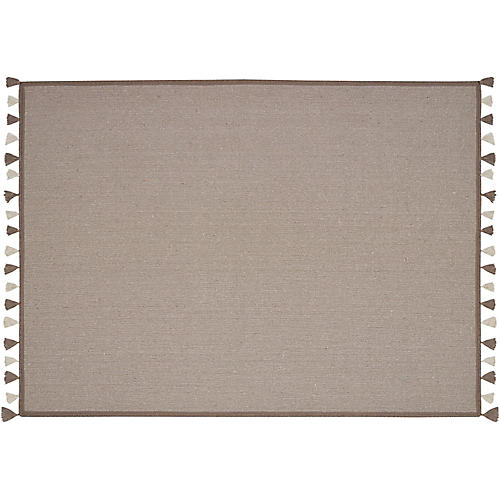 Sutton Kids' Rug, Taupe