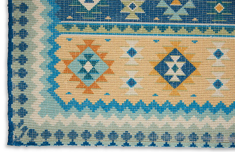 Garner Rug Light Blue Contemporary Rugs By Style