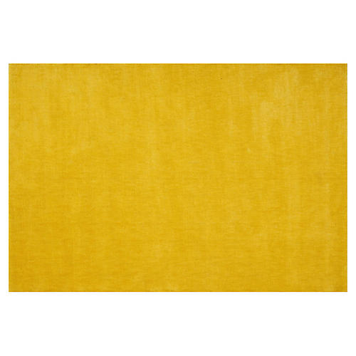 L.A. Rug, Yellow