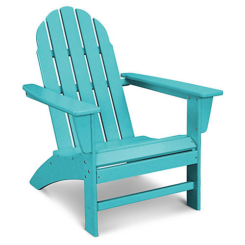 Vineyard Adirondack Chair, Aruba