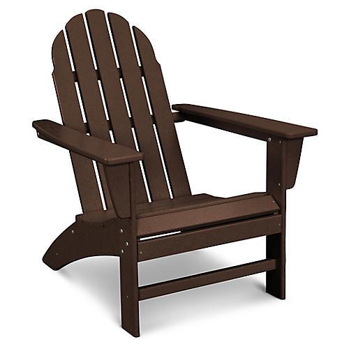 Vineyard Adirondack Chair, Java
