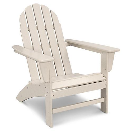 Vineyard Adirondack Chair, Sand