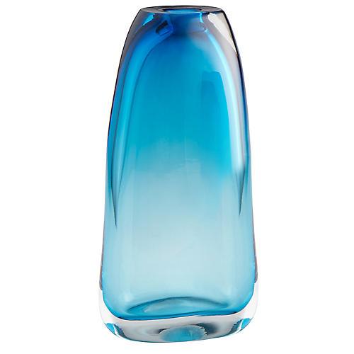 Sea Vase, Blue
