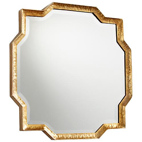 Abegayle Wall Mirror, Bronze