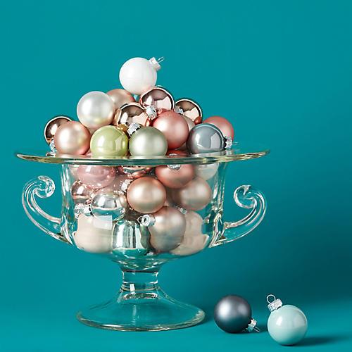 S/54 Stratton Ornaments, Silver/Multi