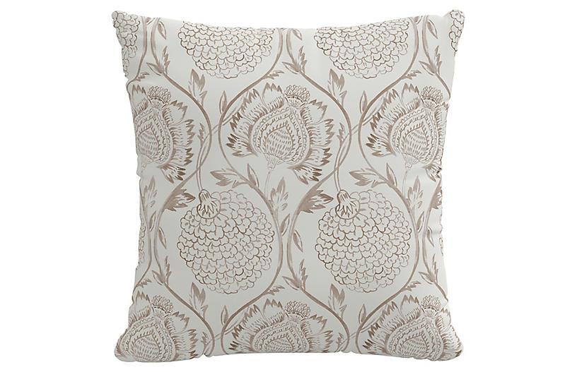 Ranjit Floral Pillow