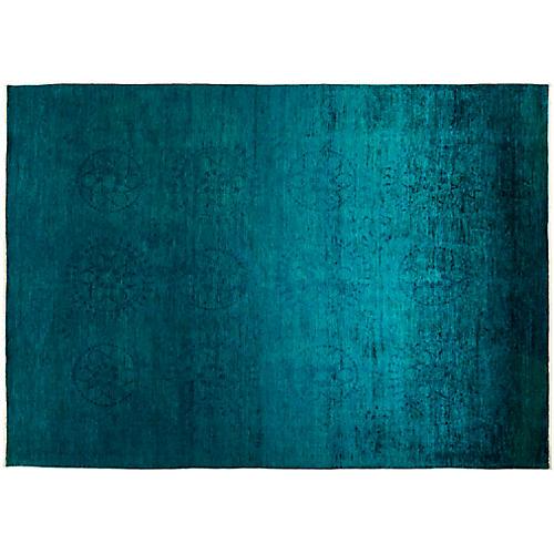 """8'x11'4"""" Vibrance Rug, Ocean"""