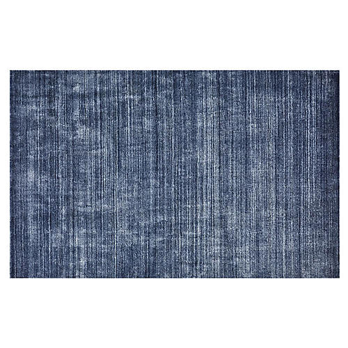 Harbor Rug, Blue