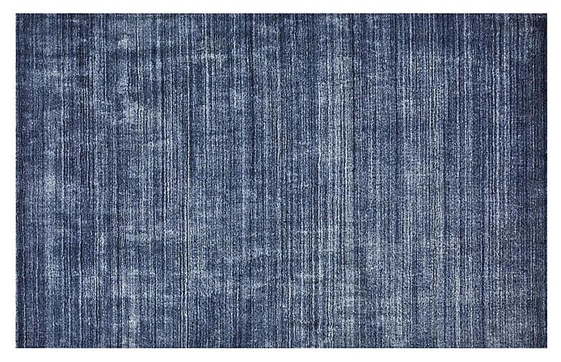 Harbor Rug, Blue