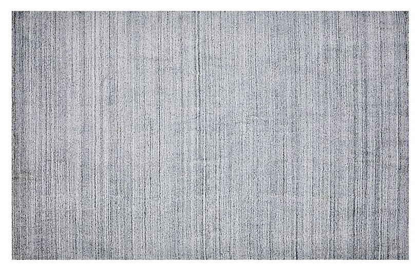 Harbor Rug, Blue/Gray