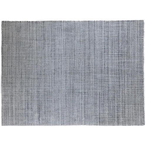 Cooper Rug, Gray/Blue