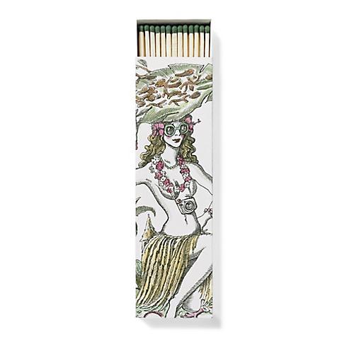 Tadine Matches, Lightly Perfumed