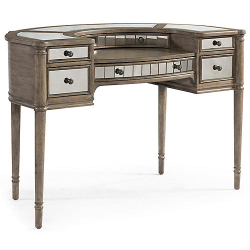 Abrielle Writing Desk, Tea