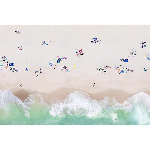 Gray Malin, Surfside Beach, Nantucket