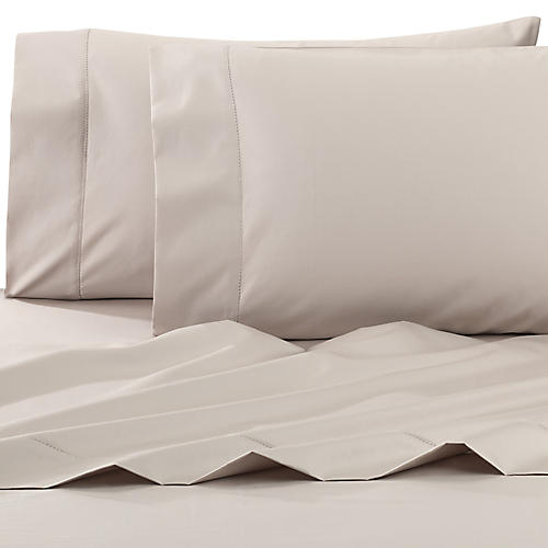 S/2 Dream Zone Pillowcases, Clay