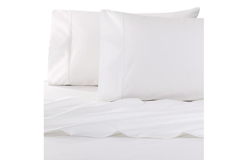 S/2 Dream Zone Pillowcases, White