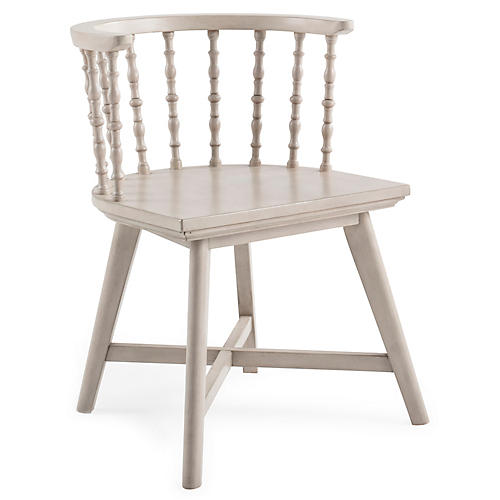 Wythe Windsor Chair, Natural