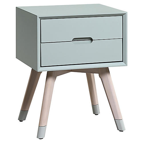 Jensen Nightstand, Mint