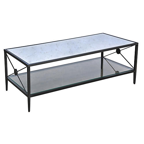 Beatrix Coffee Table, Black