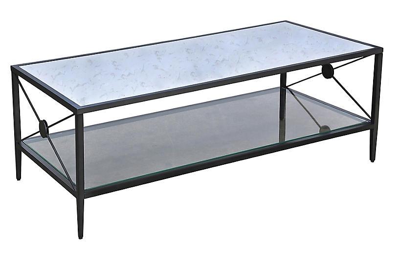 Beatrix Coffee Table, Black