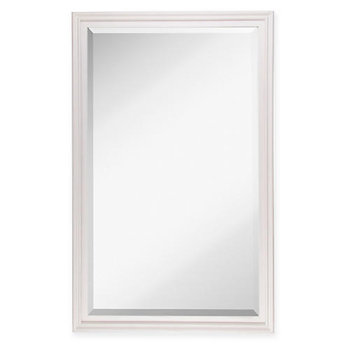 Kingsley Wall Mirror, White