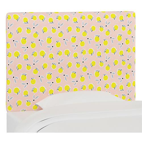 Jordan Headboard, Lemon Pink