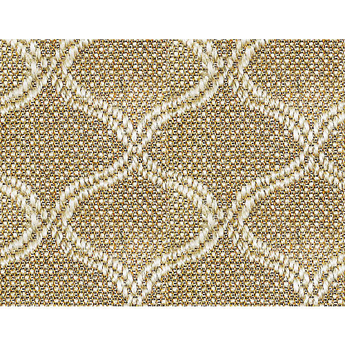 Seasons Sisal Rug, Walnut/Bronze