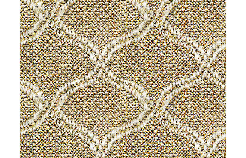Seasons Sisal Rug, Walnut/Bronze