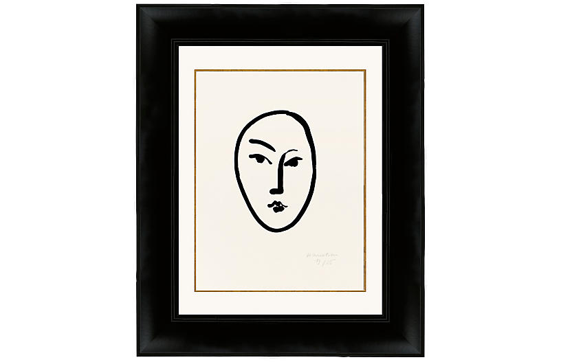 Henri Matisse, Large Mask