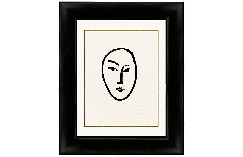 Henri Matisse, Large Mask