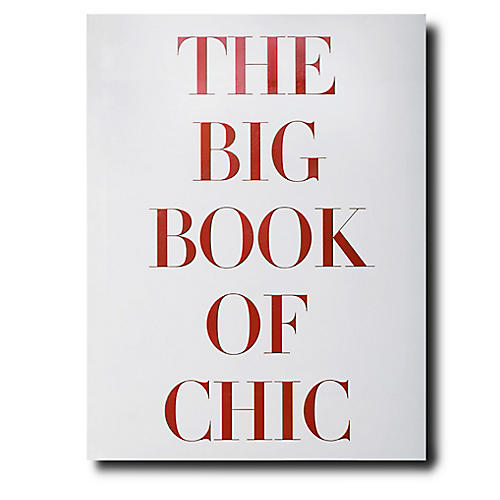 The Big Book of Chic Book