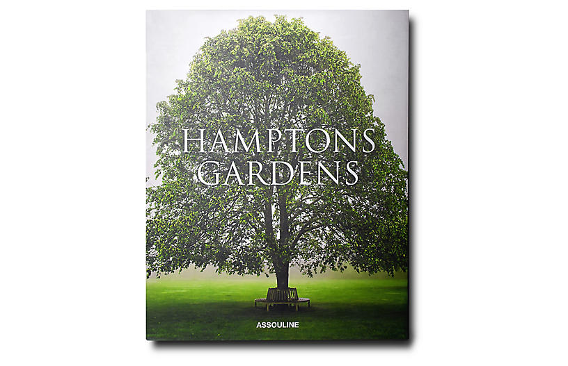 Hamptons Garden Book