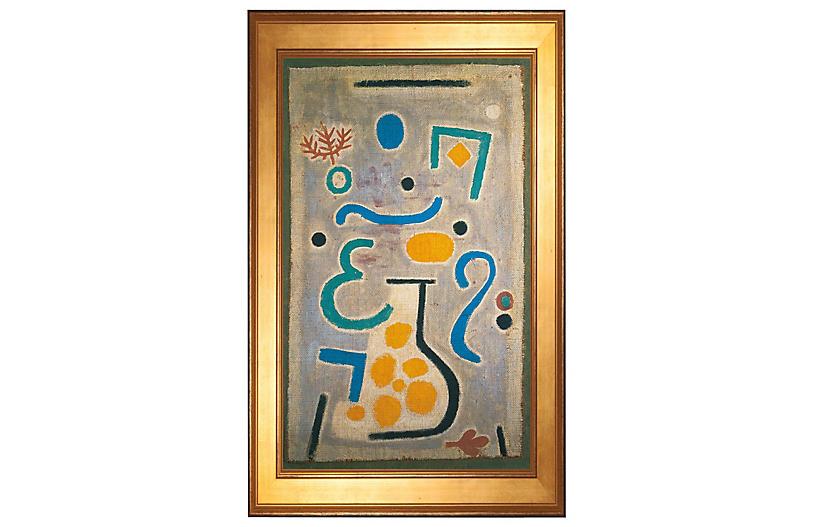 Paul Klee, The Vase