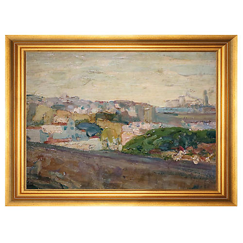 Henry Ossawa Tanner, A View of Fez