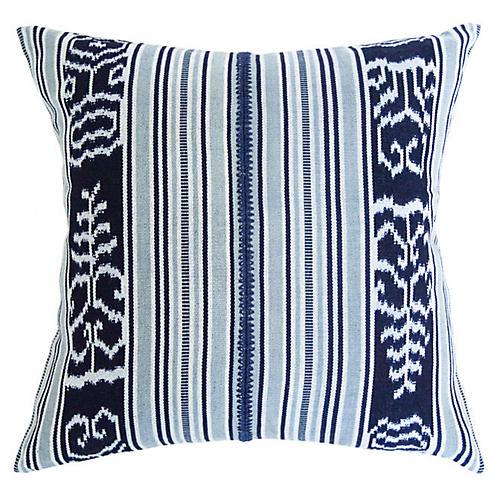 Sololá 20x20 Pillow, Teal