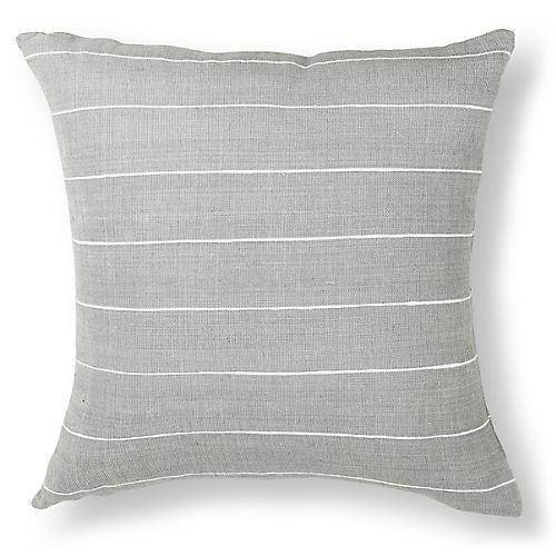 Melkam Pillow, Gray