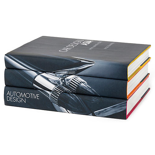 S/3 Automotive Design Book Collection