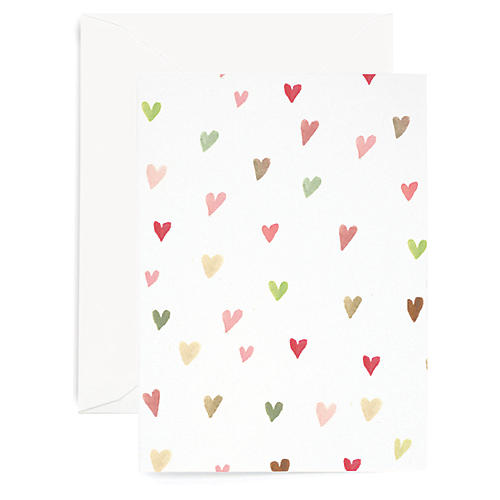S/8 Mini Hearts For You Cards