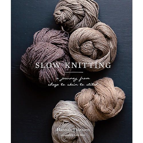 Slow Knitting Book