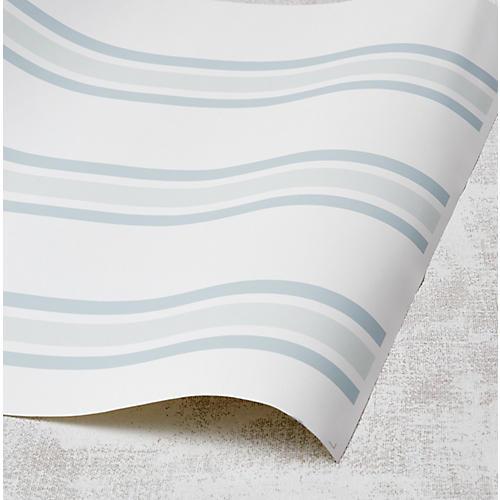 Between the Lines Wallpaper, Fog/Cement